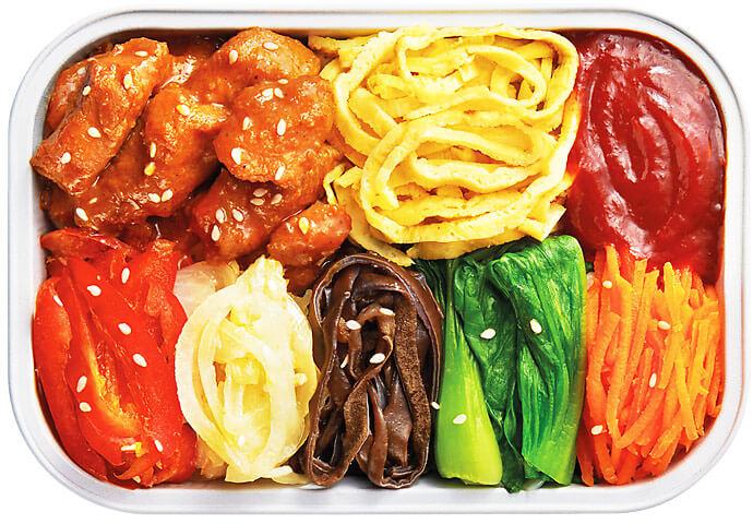 Bibimbap Korea dengan Bulgogi Ayam ala Chef Hong