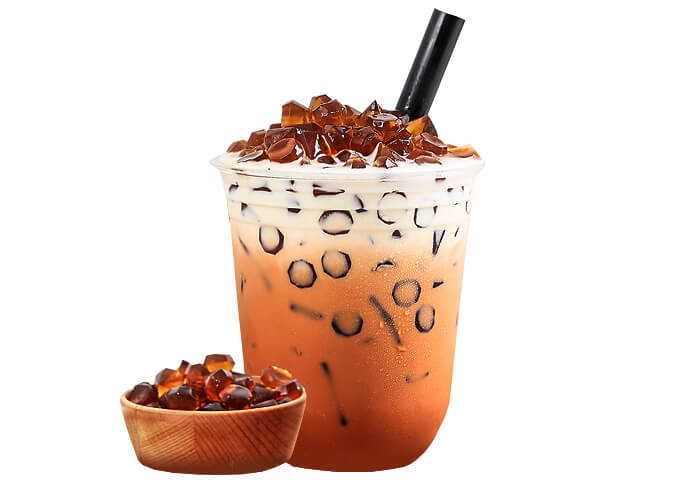 Boba Thai Milk Tea