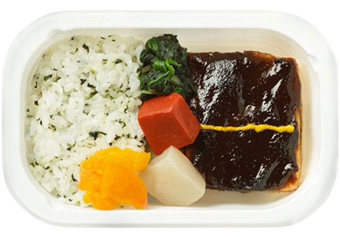 野菜炊飯搭配香烤豆腐 (V)