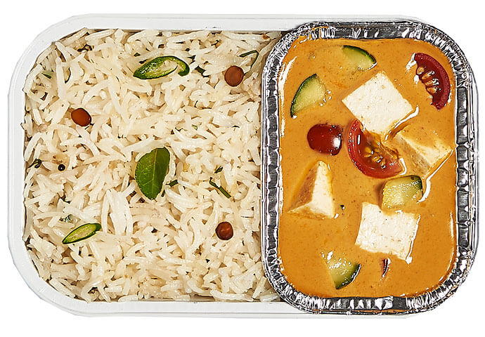 Chef Kirti's Mastercurry with Raw Mango and Coconut Rice