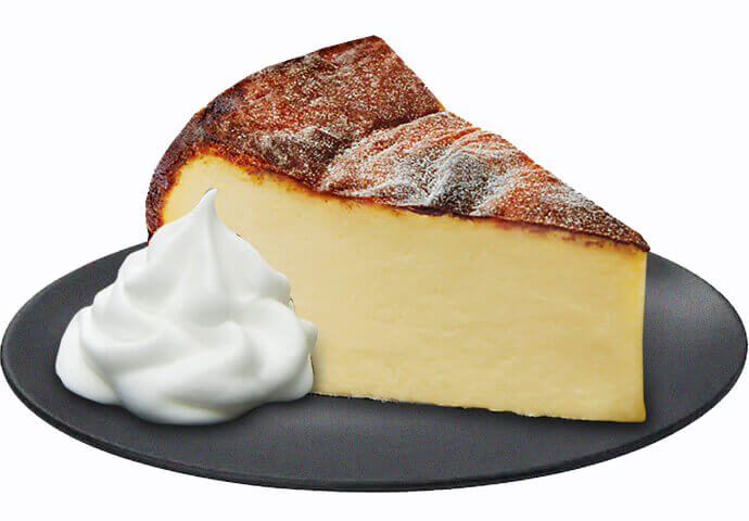 Burnt Cheesecake (Max Your Meal)