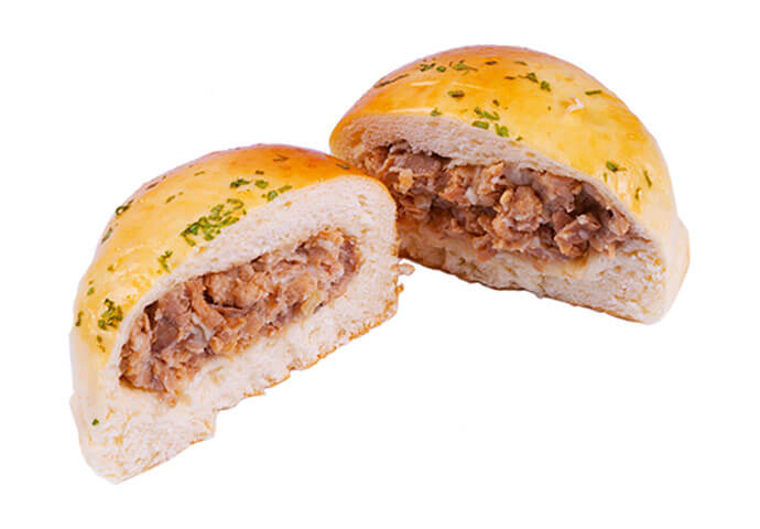Roti Tuna dan Keju