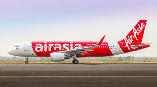 AirAsia Airbus A320 aircraft