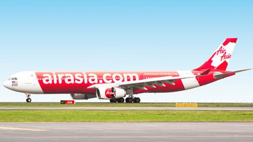 AirAsia Airbus A330 aircraft