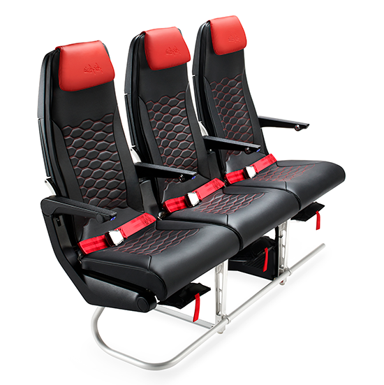 AirAsia Airbus A320 Hot Seats