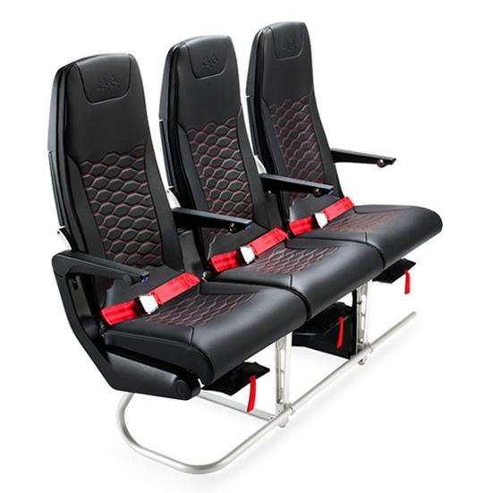 AirAsia Airbus A320 Standard Seats